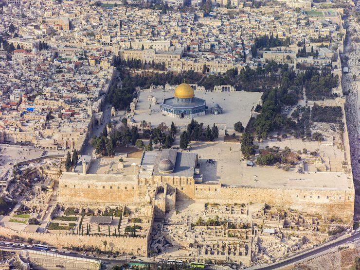 capitale-Jerusalem